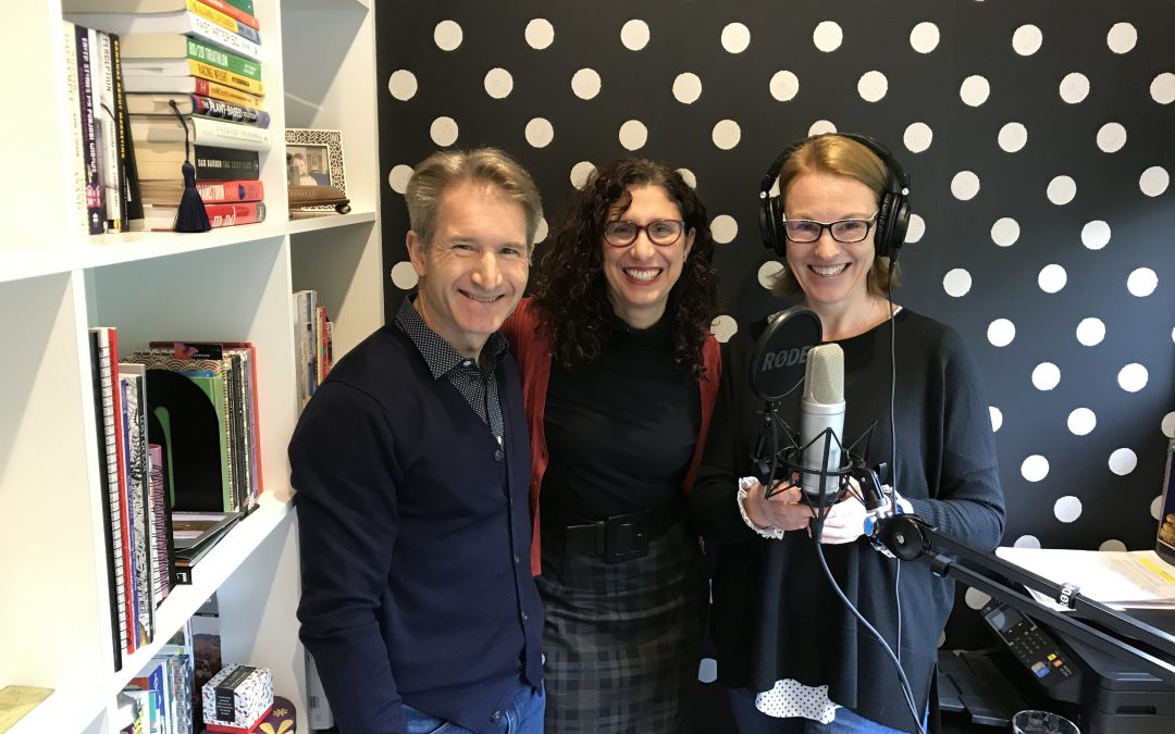 Amanda's Wellbeing Podcast Guest Appearance